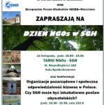 Otwarty Dzień NGOs w SGH